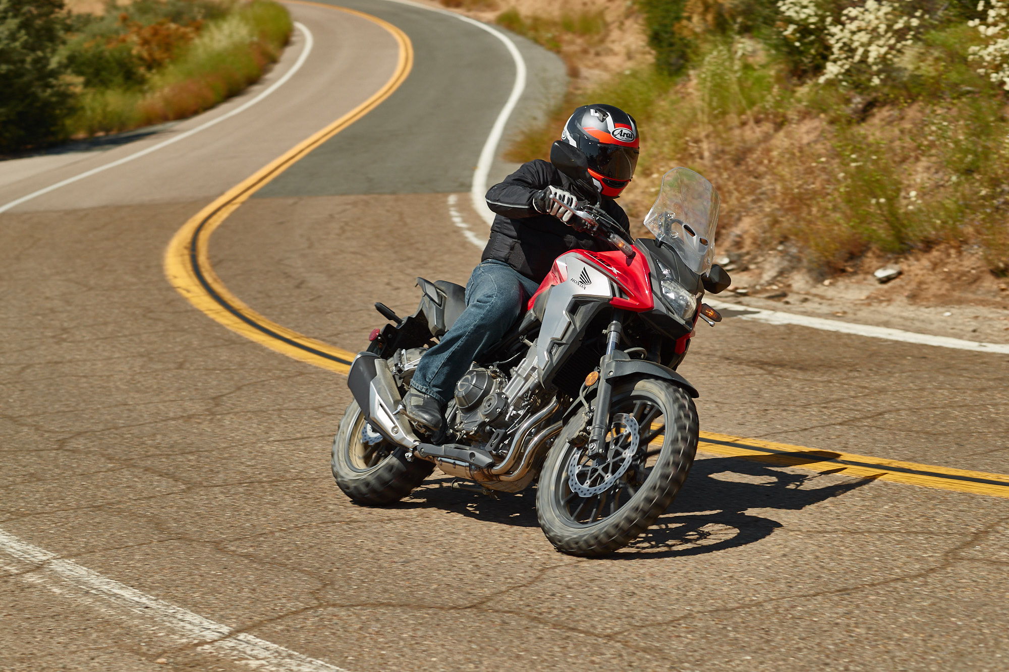 2019 Honda CB500X: MD First Ride - MotorcycleDaily com