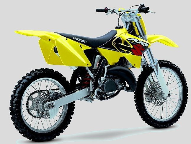 2002 RM 125 a good year? - Moto-Related - Motocross Forums / Message