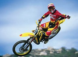 Suzuki's Travis Pastrana