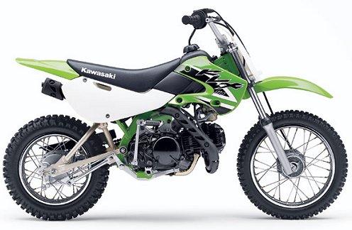 2002 Kawasaki KLX110