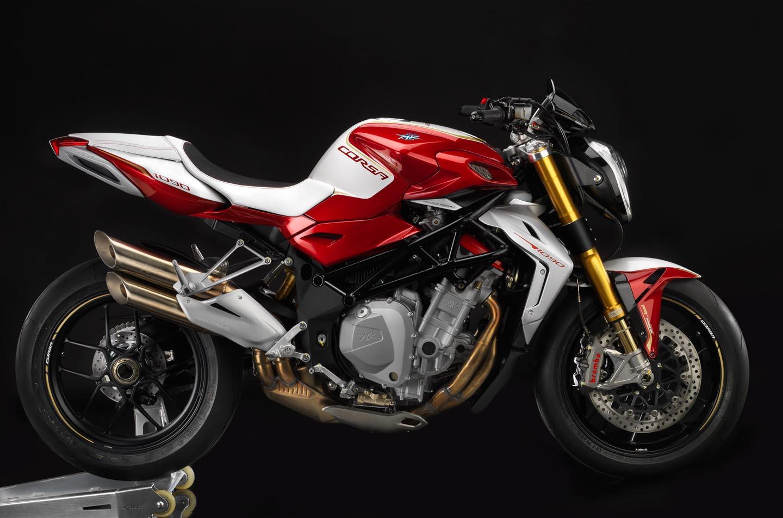 Moto Guzzi Brutale Corsa