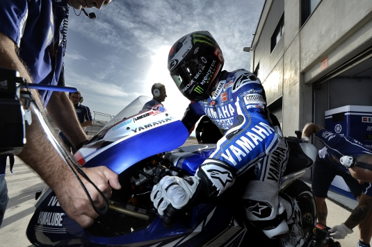 Aragon Free Practice_Yamaha Racing