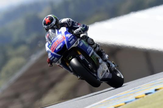 Yamaha Le Mans MotoGP