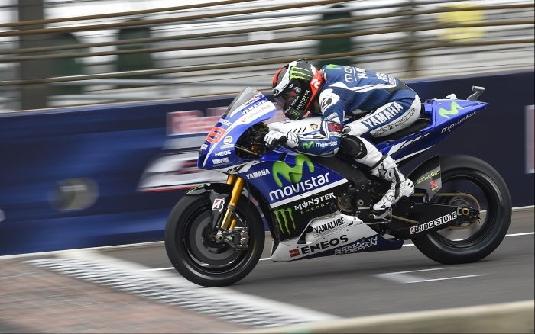Yamaha Indianapolis MotoGP
