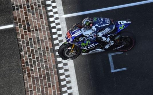 Yamaha Indy GP_Qualifying