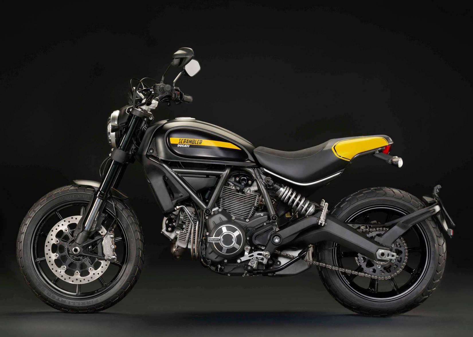 Η Ducati Scrambler στην Ελλάδα