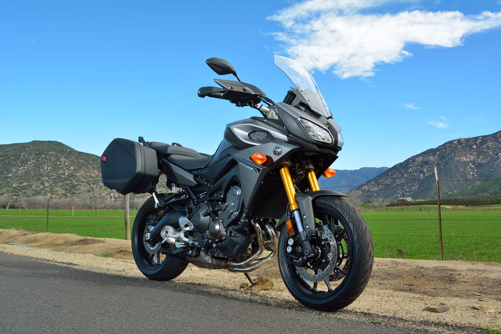 2015 Yamaha Fj 09 Md Ride Review Part One