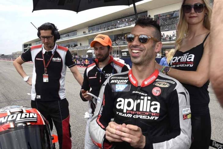 APRILIA RACING TEAM GRESINI - Argentina Preview