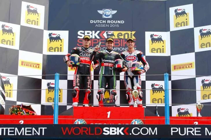 Assen WSB Race2