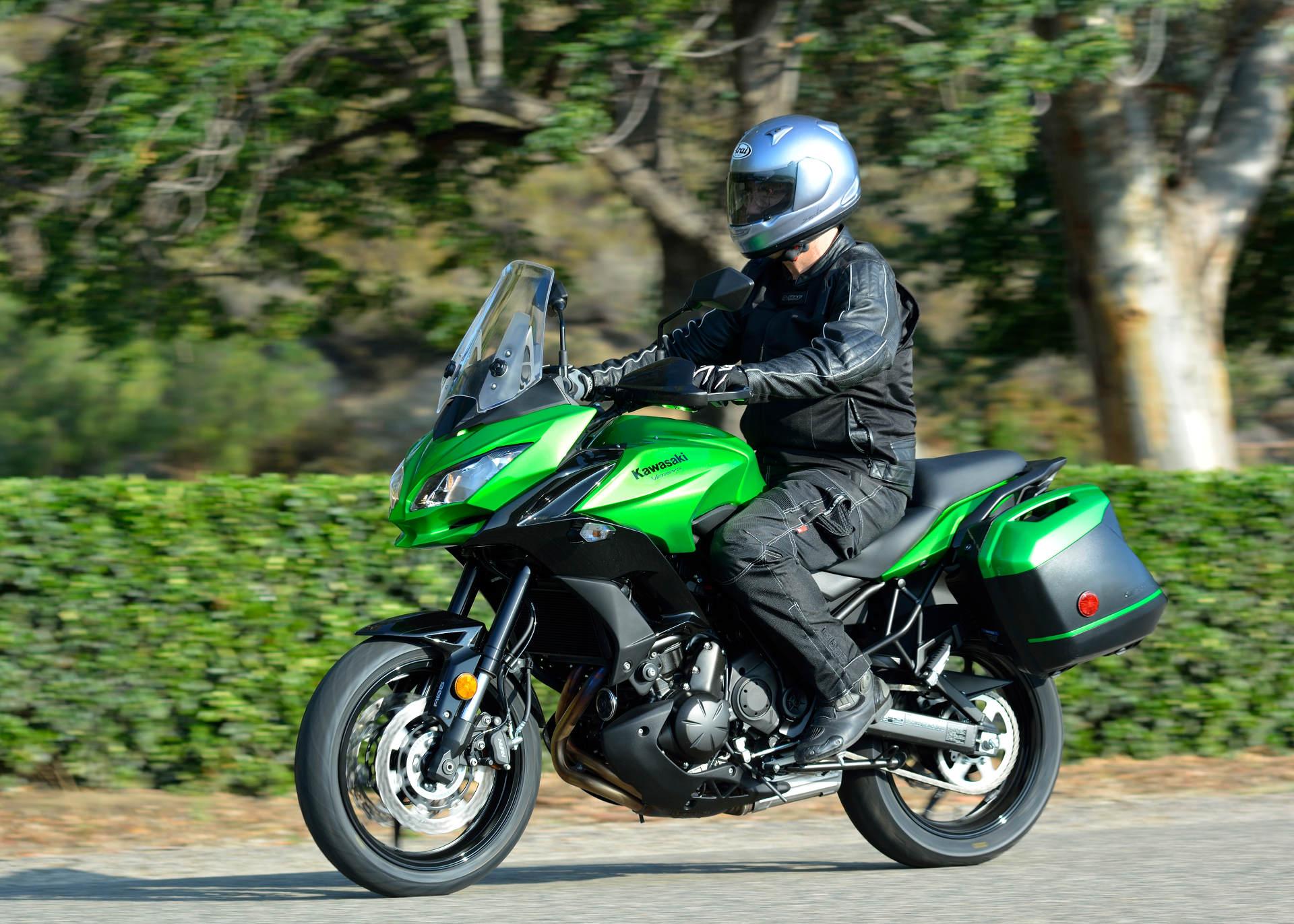 2015 Kawasaki Versys 650 Lt Md Ride Review