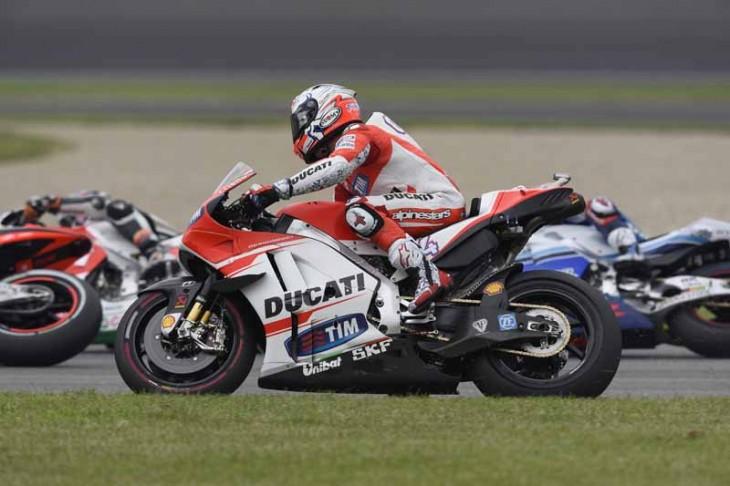 Ducati MotoGP 080915