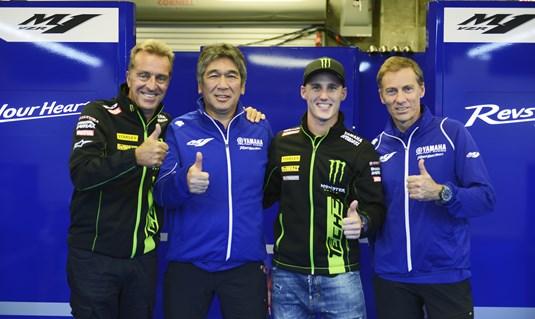 Yamaha & Pol Espargaro