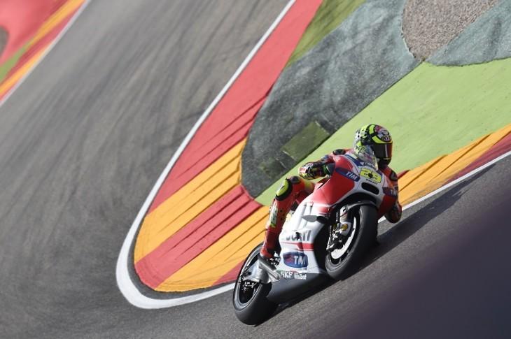 Ducati Team 092715