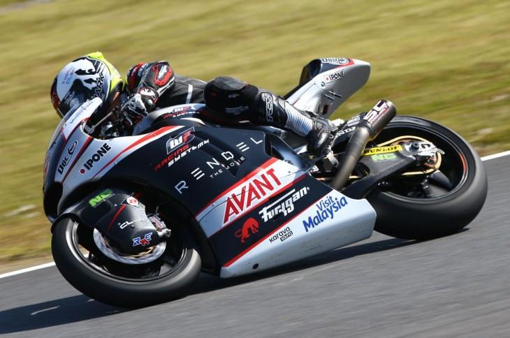 Zarco, Moto2, Japanese MotoGP 2015