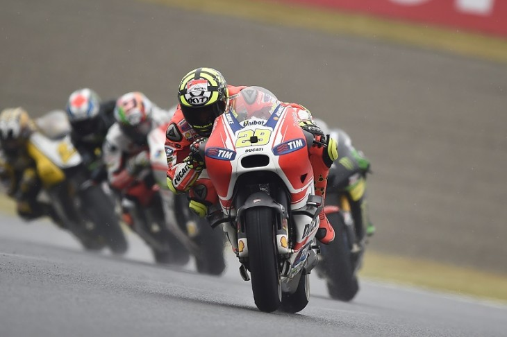 Ducati MotoGP 101115