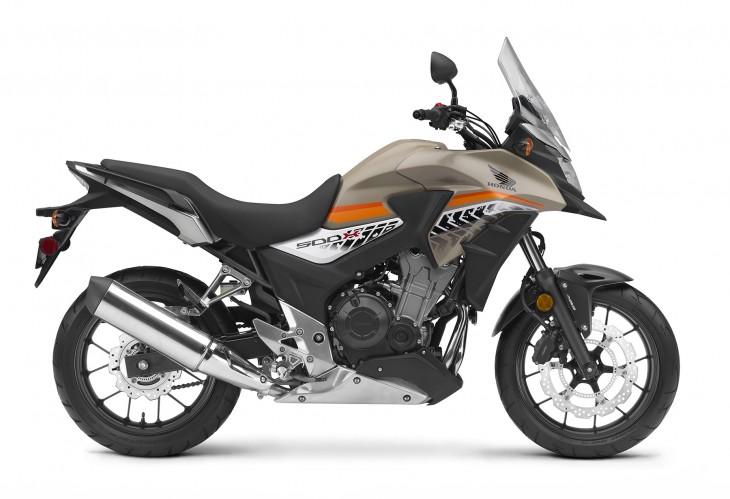 Honda CB500X 102715