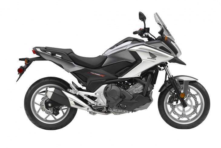 Honda NC700X 102715