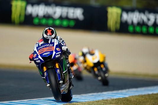 Yamaha MotoGP 100915