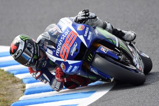 Yamaha MotoGP 101015