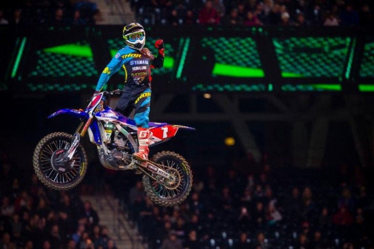 With back-to-back wins, Webb carries the points lead into Anaheim this Saturday.Photo Credit: Jeff Kardas