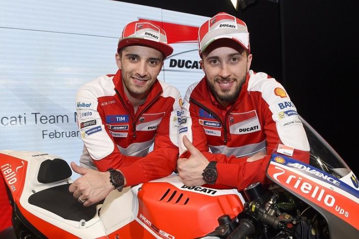 Ducati MotoGP 022316