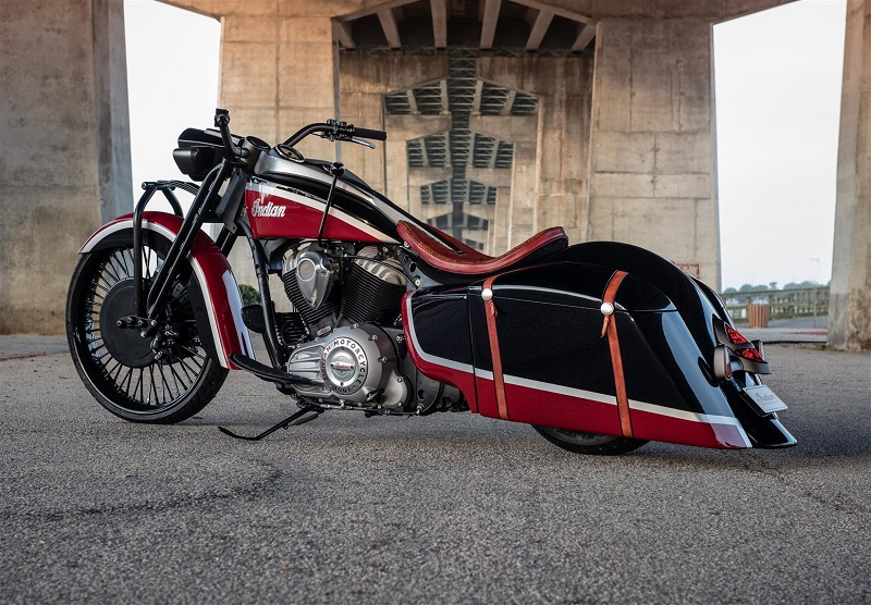 Indian Motorcycles Presnets the 'Frontier 111' Custom ...