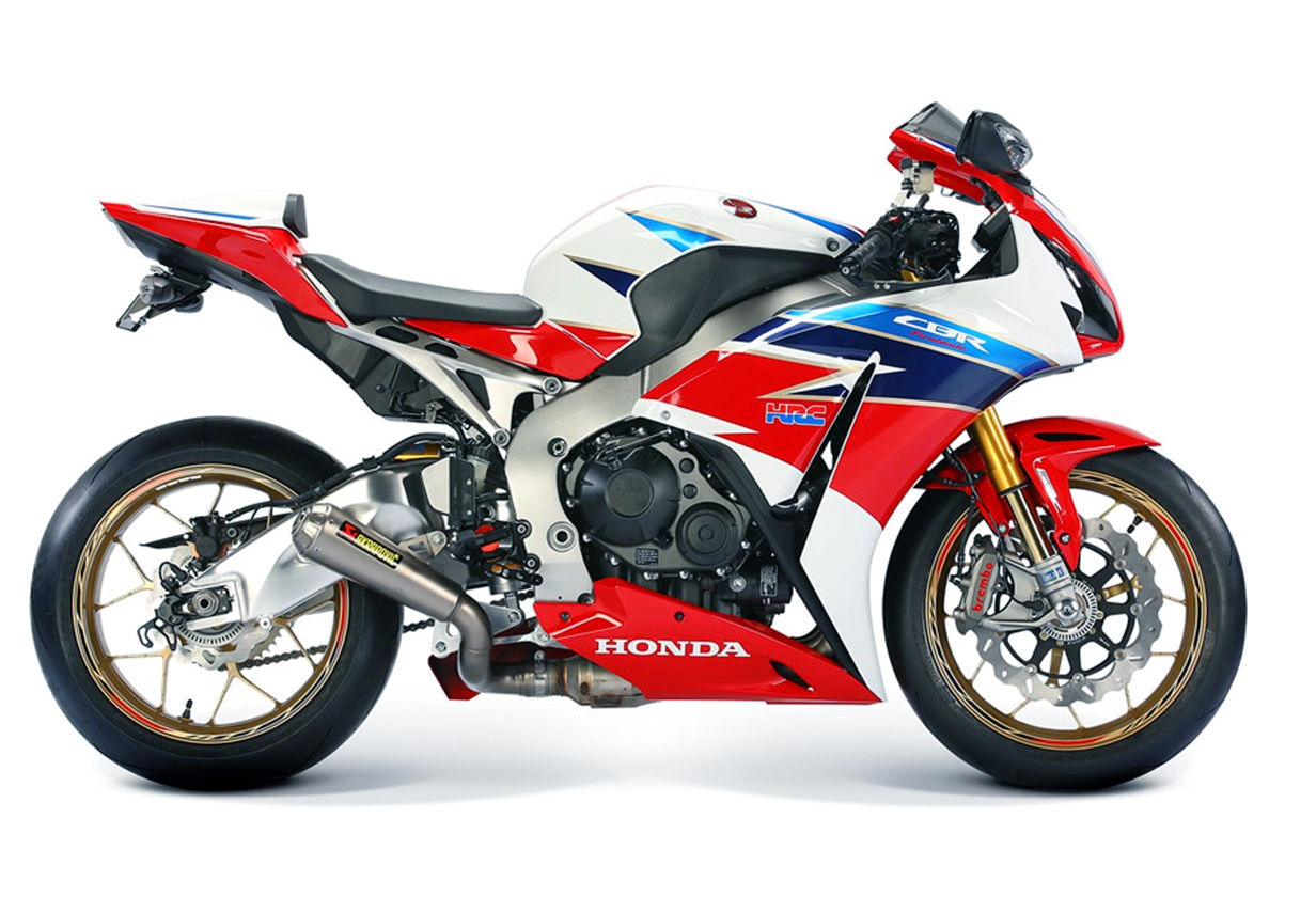 Special Edition Or Limited Models Who Buys Them Camel Honda Pit Bike 2016 Fireblade Sp Abs