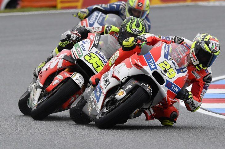 Ducati Team_082116