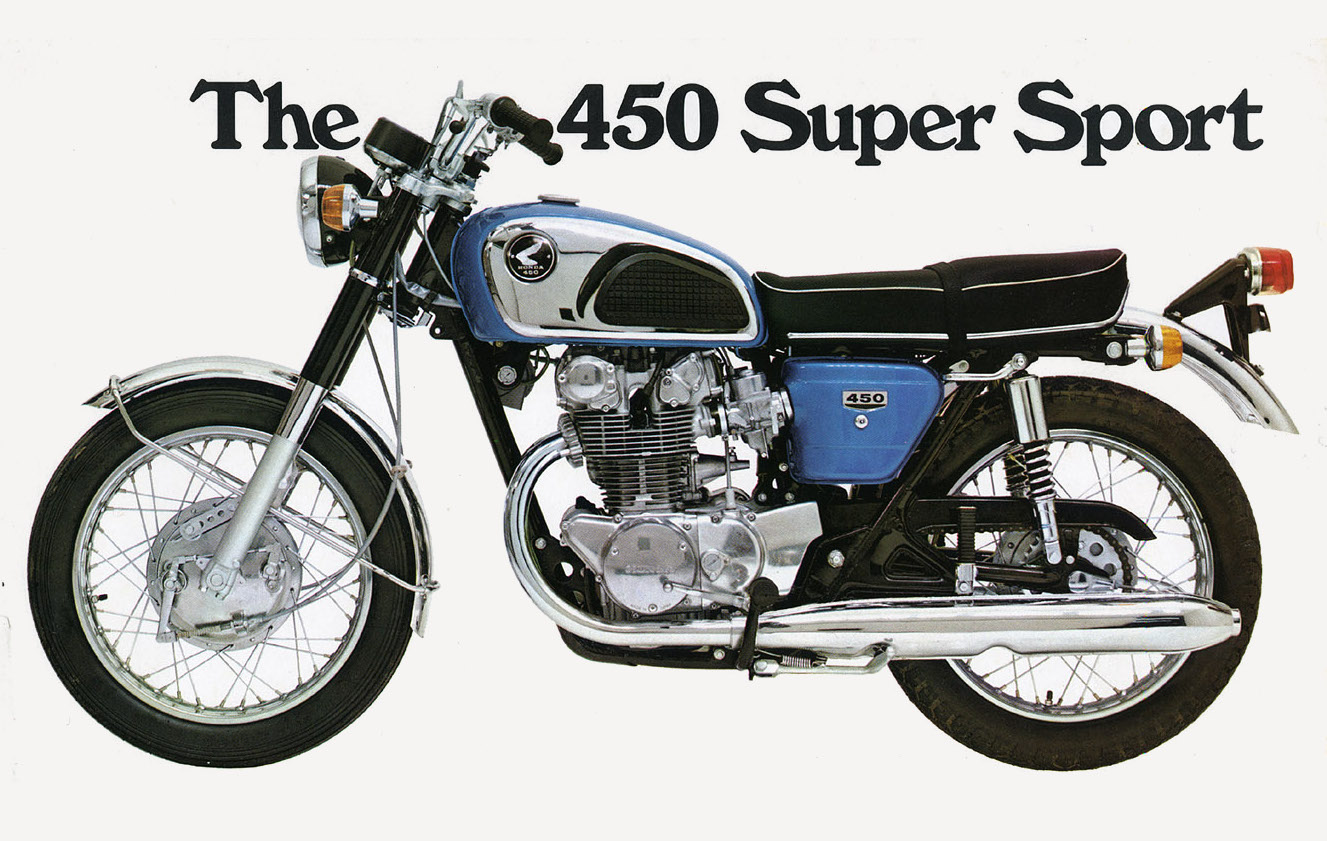 With Its Great Heritage Why Doesnt Honda Produce More Retro Models 1960s Motorcycles Several Major Manufacturers Now Enjoying Success Styled Bikes Bmw Ducati Yamaha And Moto Guzzi Come To Mind Hasnt Developed