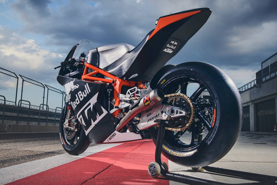 KTM Going Racing With a Honda-Engined Moto2 Bike - MotorcycleDaily.com - Motorcycle News ...