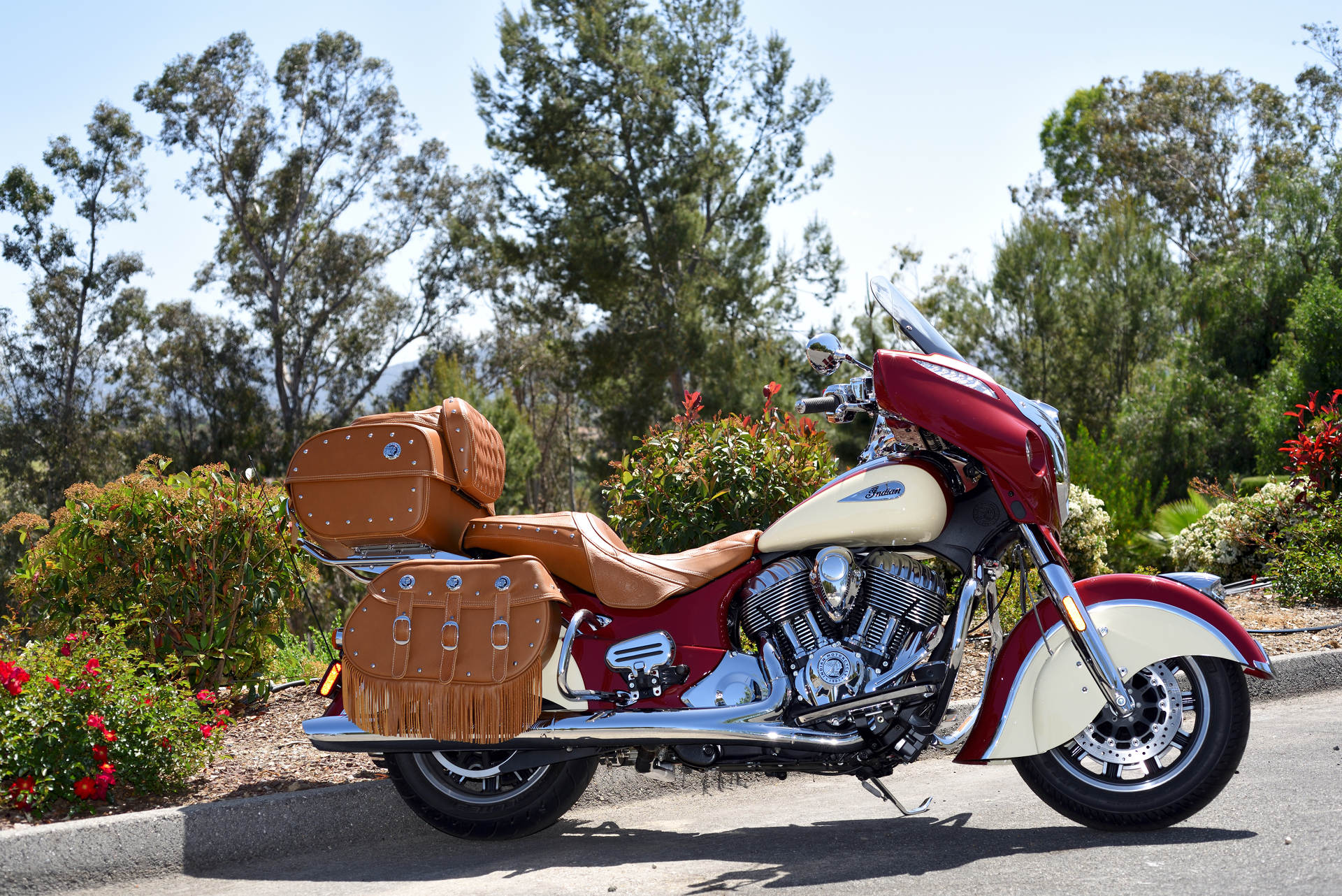 Indian Roadmaster Classic Md Ride Review Part 1 With