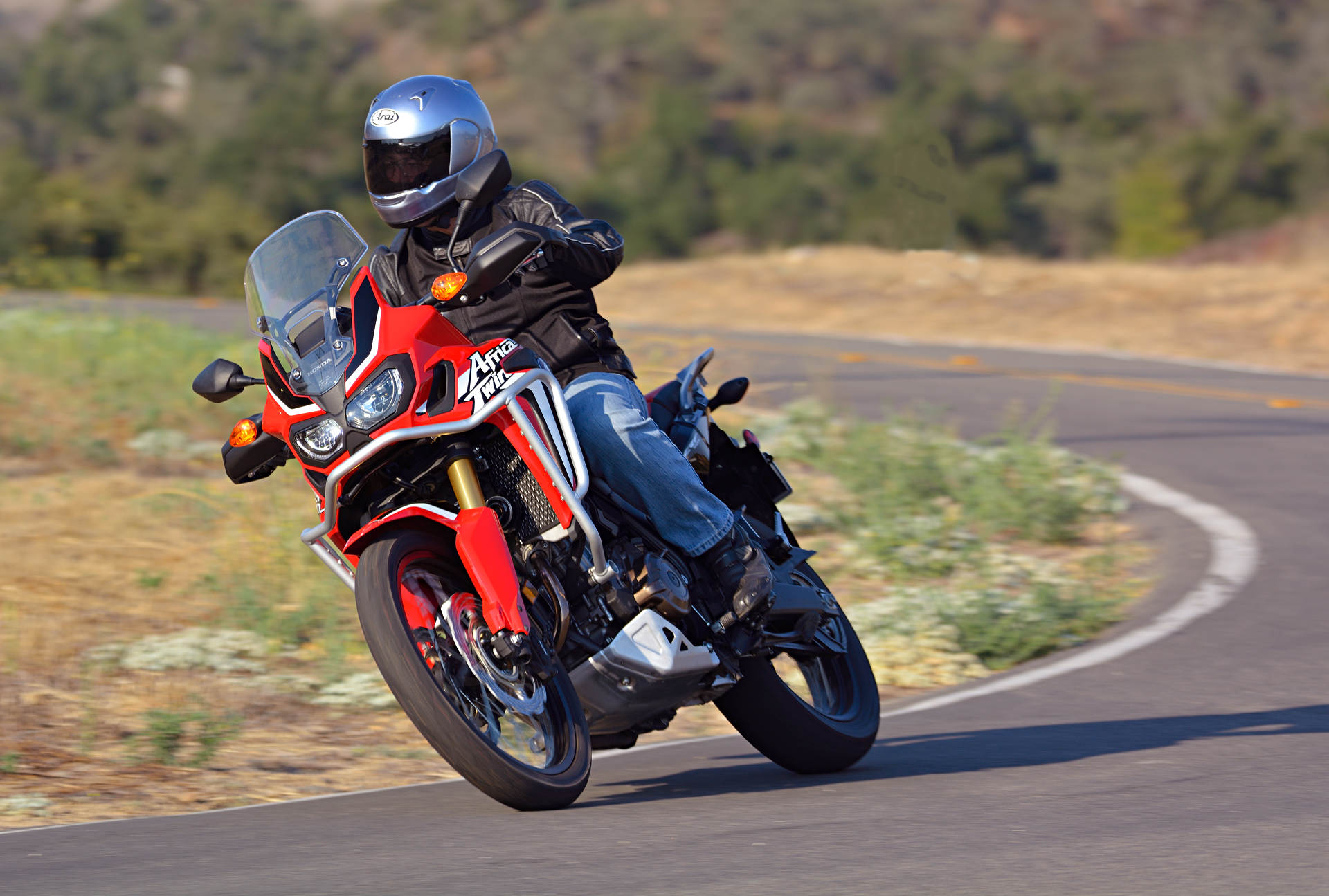 Honda Africa Twin Rumored to Get Displacement Boost for ...